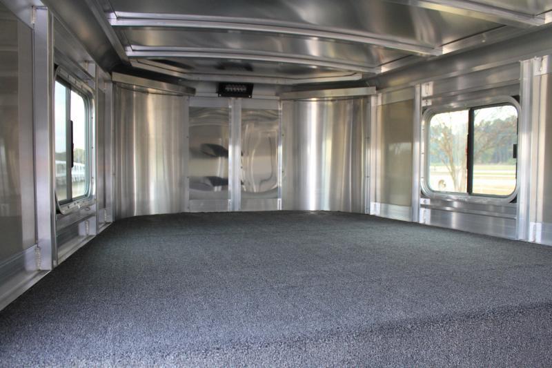 2020 Exiss 20ft Stock Combo with Polast Last Flooring