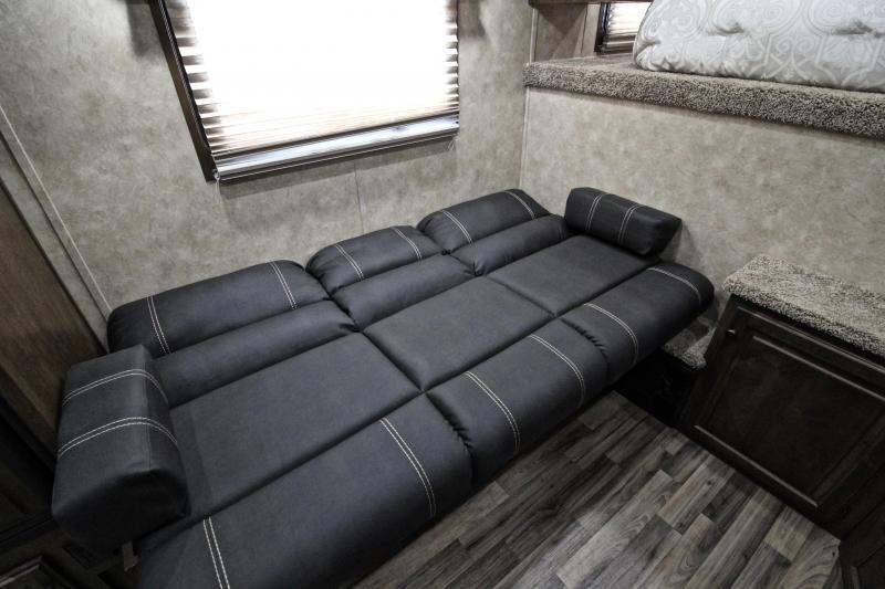 2019 Sundowner 13ft Living Quarter with 16ft Garage Toy Hauler