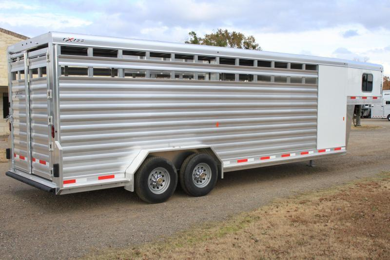 2020 Exiss 24ft Stock Combo