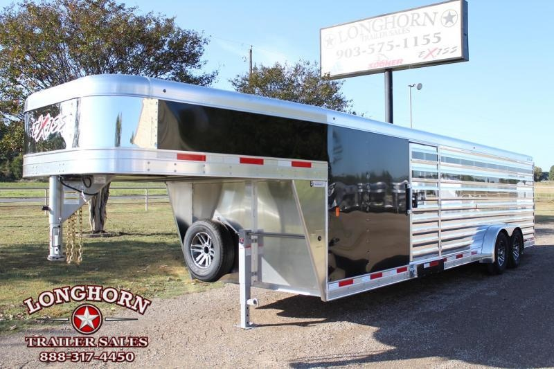 2020 Exiss Low Pro with 6ft Tack Room and 10 Pens