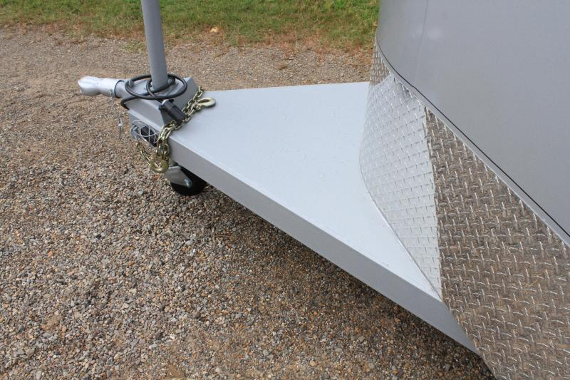 2020 Jackson Horse Trailers Low Pro 6 Pen Bumper Pull with Transferable Pens Livestock Trailer