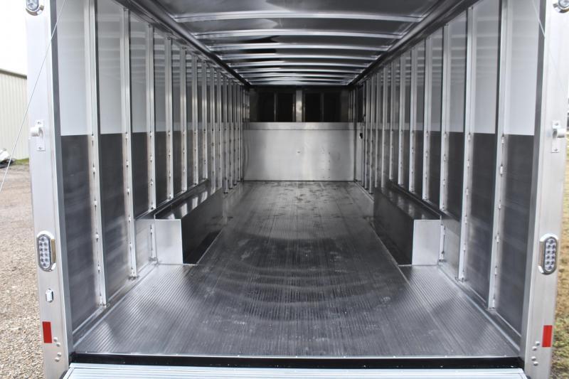 2020 Sundowner Trailers 28ft Commercial Grade Cargo Trailer