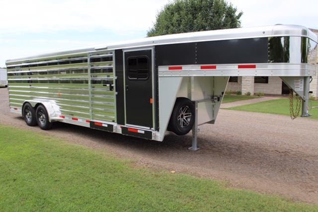 2019 Exiss 24ft Low Pro with 4ft Tack and 10 Pens