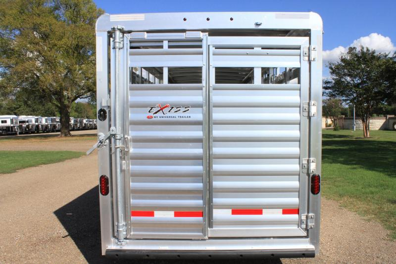 2020 Exiss 24ft Stock Trailer