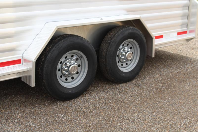 2020 Exiss 20ft Stock Combo with Rubber Mats