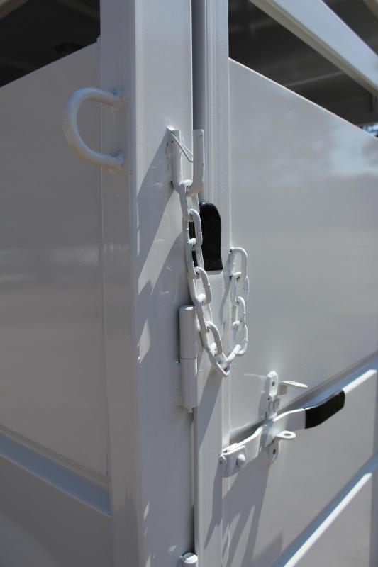 2020 Titan 2 Horse Bumper Pull with Front Tack Room