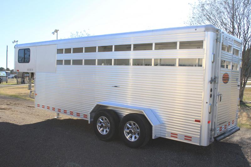 2017 Sundowner TR 20ft Stock Combo with 4ft Tack Room