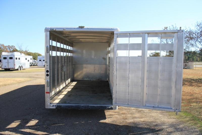 2015 Sundowner TR 20ft Stock Combo with 4ft Tack Room