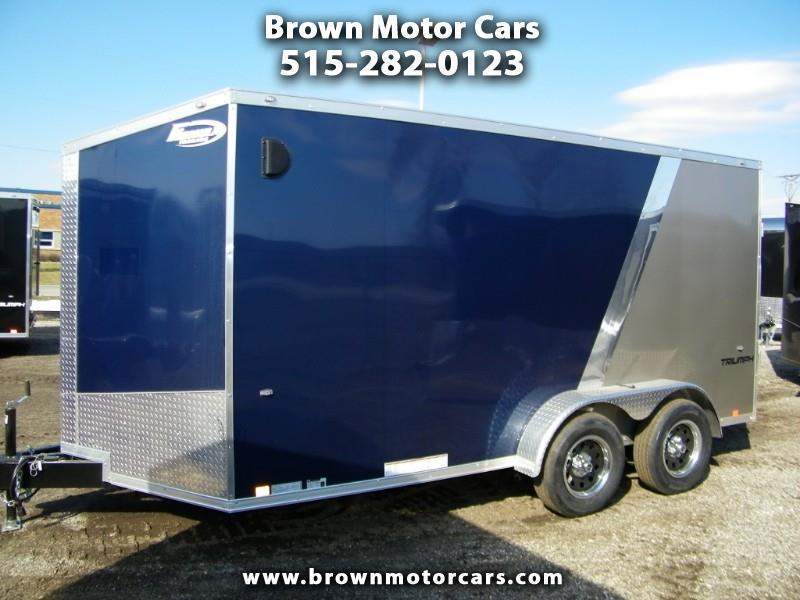 2019 Formula Triumph 7x14 V-Nose Enclosed Cargo Trailer