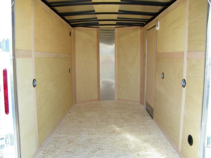 2020 Haulmark Passport 6x10 V-Nose Enclosed Cargo Trailer