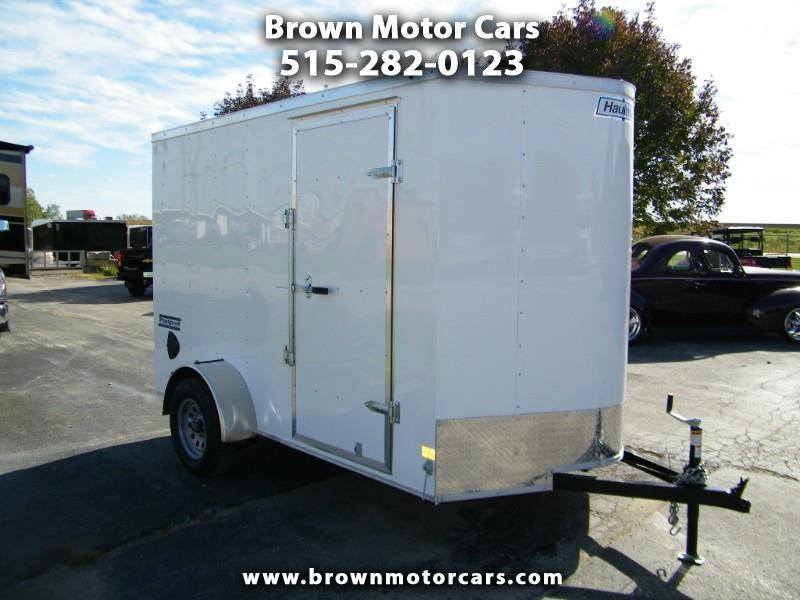 2020 Haulmark Passport 6x10 V-Nose Enclosed Cargo Trailer
