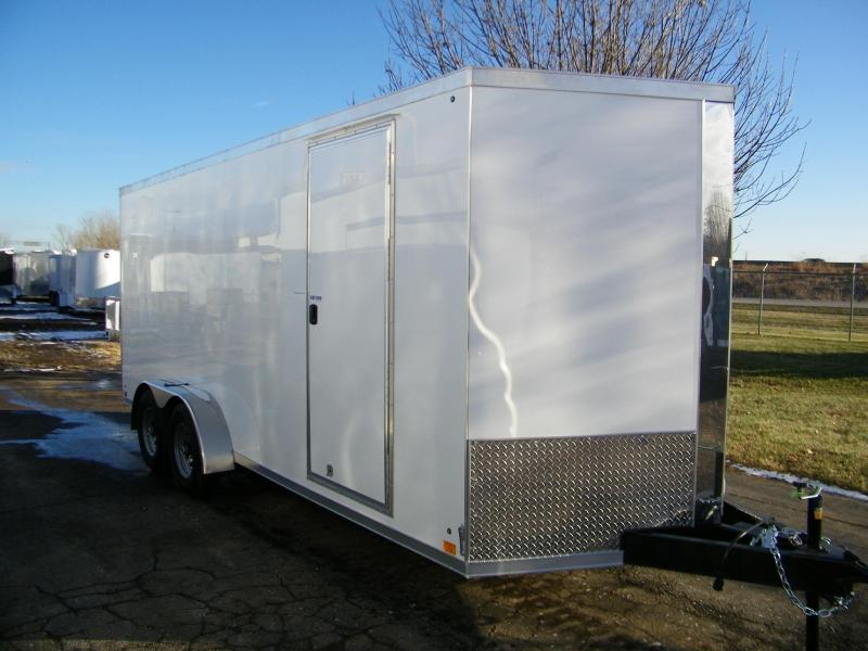 2020 Cross Trailers Alpha 7 x 18 Enclosed Cargo Trailer