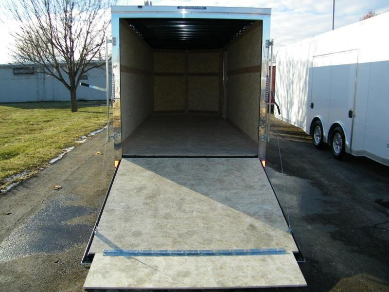 2020 Cross Trailers Alpha 7 x 18 Enclosed Cargo Trailer