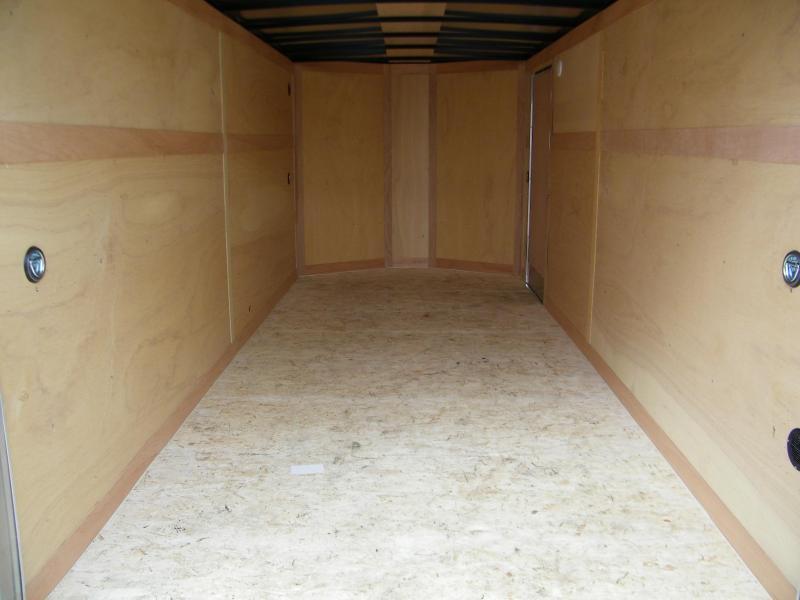 2020 Wells Cargo Fast Trac 7x16 Enclosed Cargo Trailer