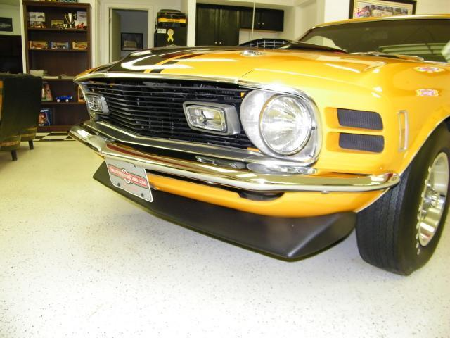 1970 Ford Mustang Mach 1 Fastback