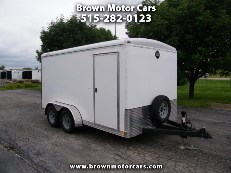 2020 Wells Cargo Wagon HD 7x14 Enclosed Cargo Trailer