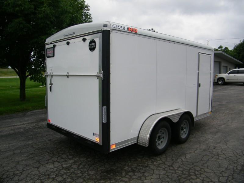 2020 Wells Cargo Wagon HD 7x14 Enclosed Cargo Trailer