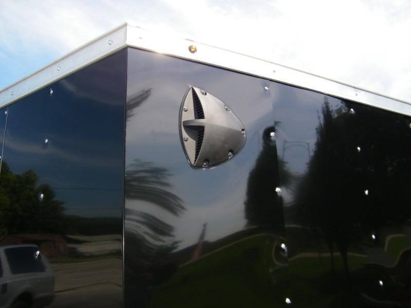 2020 Haulmark Passport 7x16 Enclosed Cargo Trailer w/ 6.5ft Interior Height