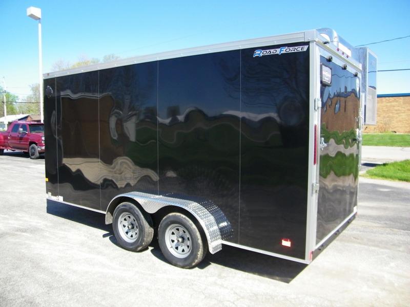 2020 Wells Cargo Road Force V-Nose Enclosed Cargo Trailer