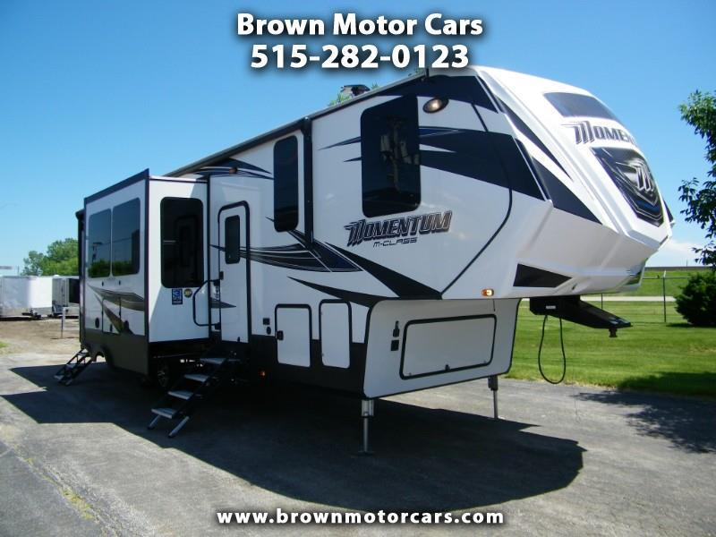 2017 Grand Design Momentum 350M 5th Wheel Toy Hauler