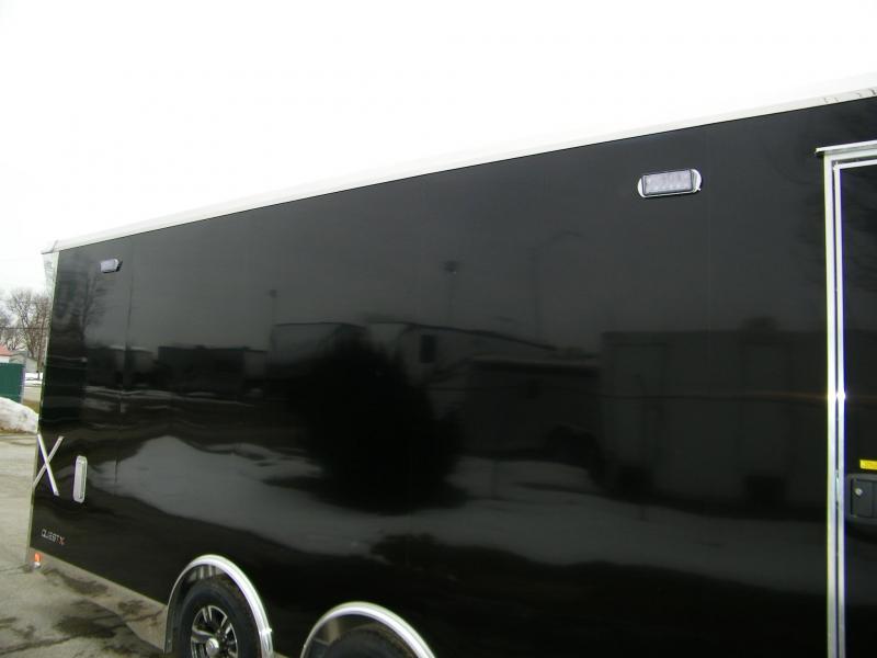 2020 ATC Quest X 8.5x24 Aluminum Car Hauler Trailer Car / Racing Trailer