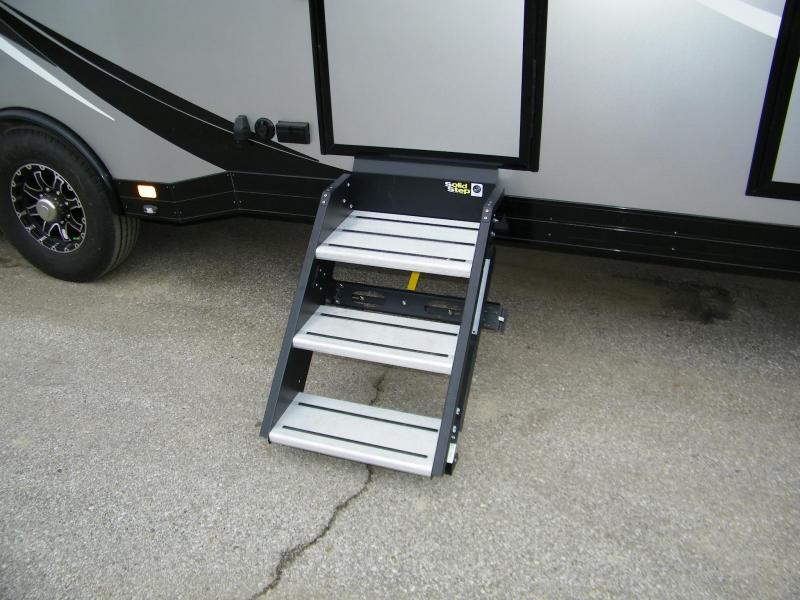 2020 ATC 36ft Aluminum 5th Wheel Toy Hauler  RV