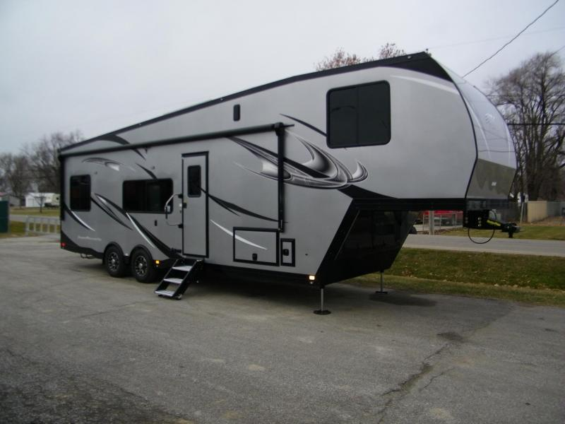 2020 ATC 36ft Aluminum 5th Wheel Toy Hauler  RV