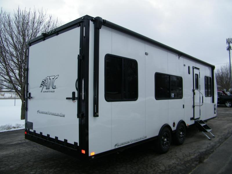 2020 ATC Other 85X28 FRONT BEDROOM Toy Hauler RV