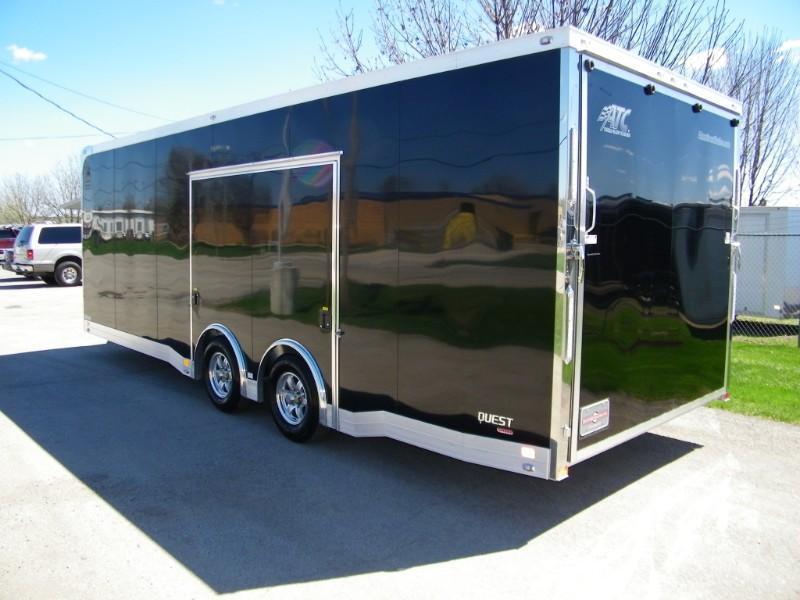 2020 ATC 8.5x24 Aluminum w/305 Car Hauler Pkg