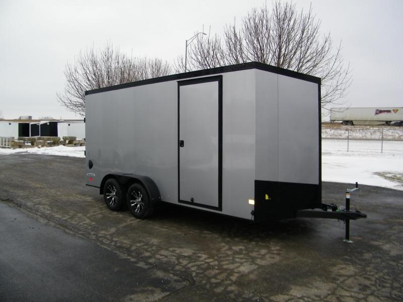 2020 Haulmark Transport 7x16 w/Phantom Package Enclosed Cargo Trailer