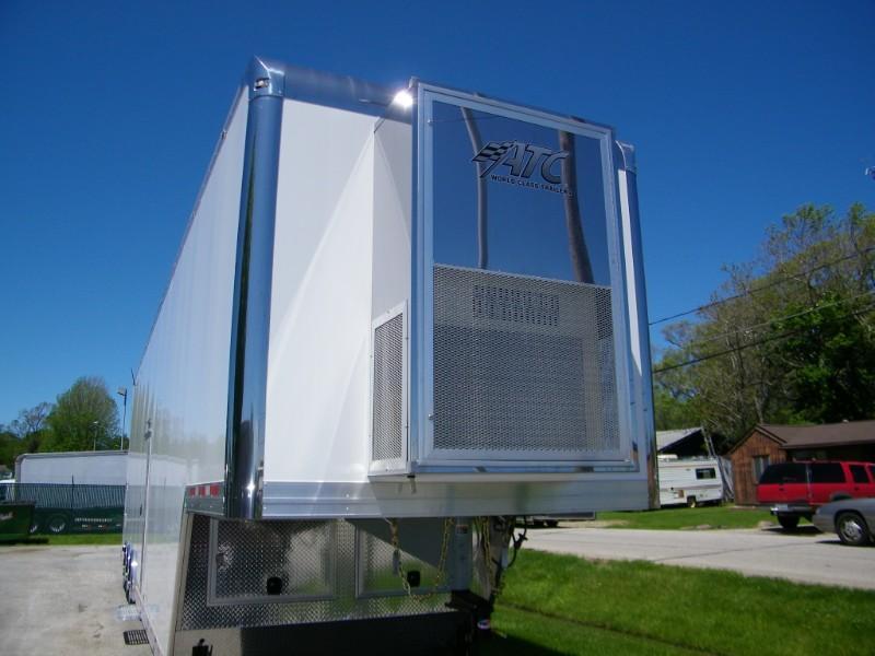 2020 ATC Quest 8.5x44 All Aluminum Sprint Car Trailer