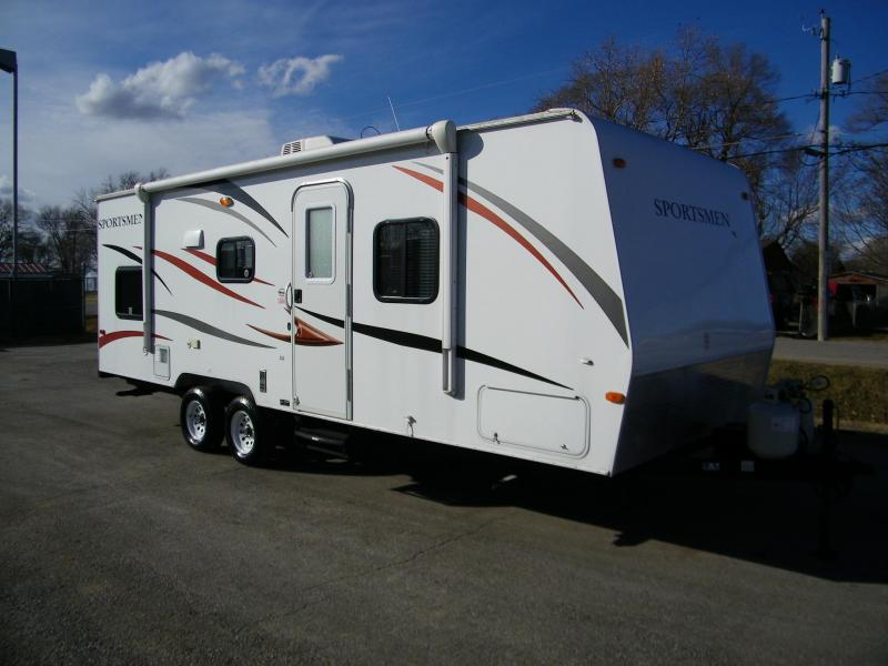2014 K-Z RV Sportsman 242 Travel Trailer RV Camper