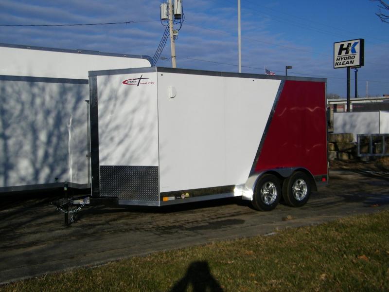 2020 Cross Trailers Alpha 7 x 14 TA Enclosed Cargo Trailer
