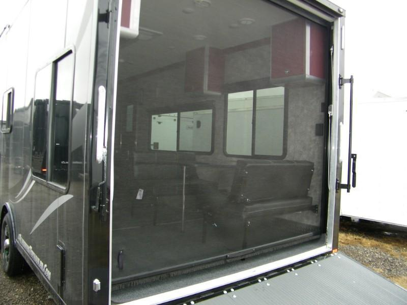 2019 ATC Custom 25ft Front Bedroom Aluminum Toy Hauler