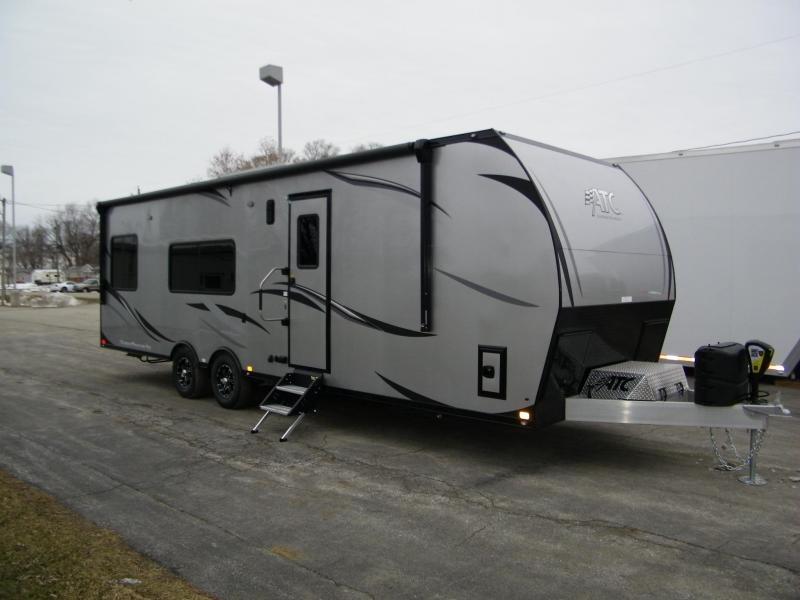 2020 ATC 8.5X29 ALUMINUM TOY HAULER Other Trailer