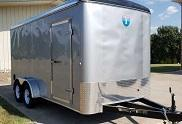 2018 Carry-On 7 x 16 TA Utility Box Trailer