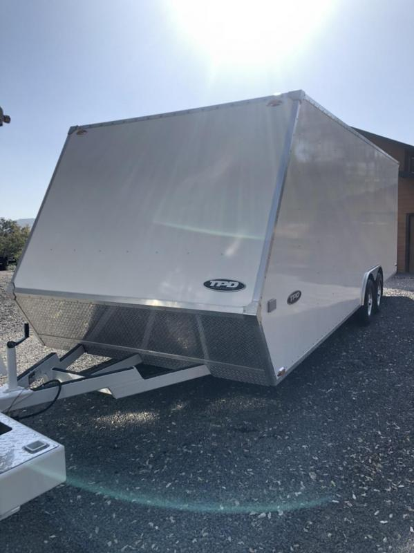 2011 TPD 8.5' x 24' Enclosed Cargo Trailer
