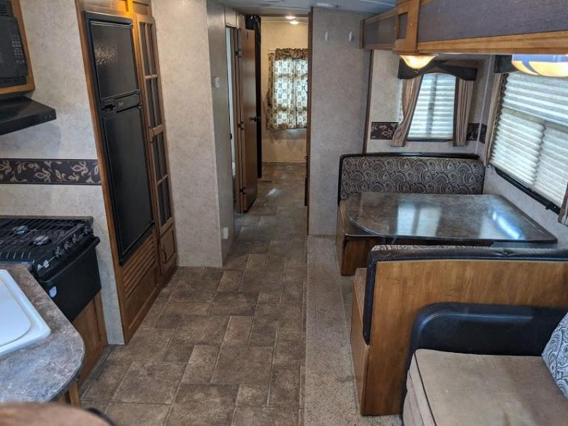 2013 Keystone RV Bullet Premier Travel Trailer
