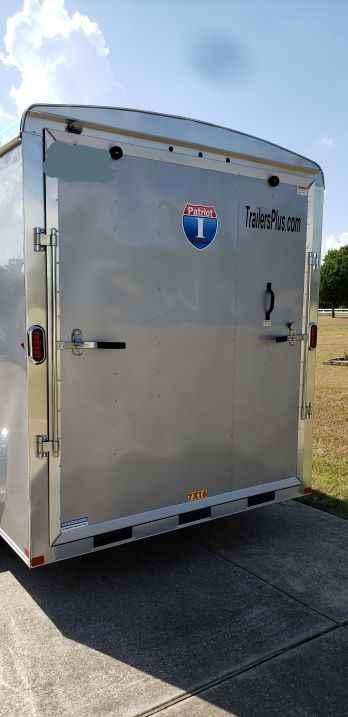 2018 Carry-On 7X16 General Utility / Cargo Enclosed Trailer