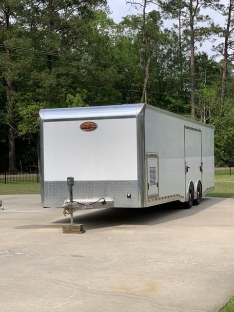 2019 Sundowner Trailers 32' Enclosed Car Hauler Car / Racing Trailer