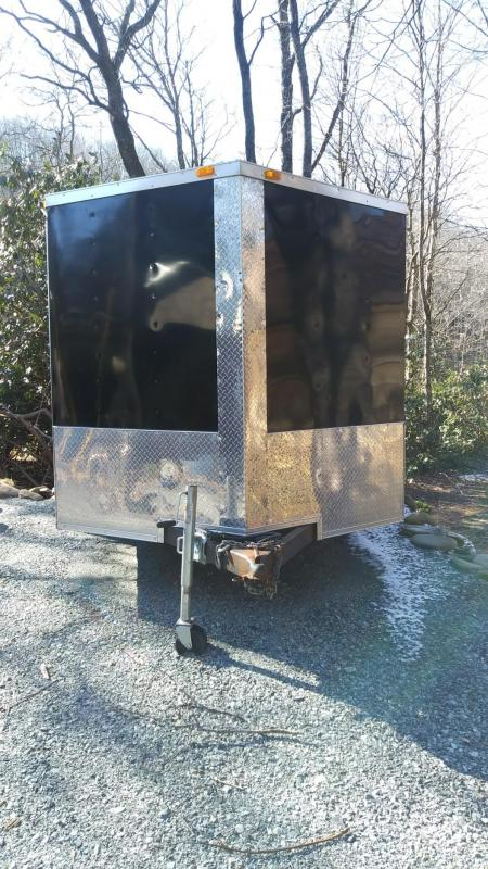 2017 Pearson SGAC 7 x 10 Custom Built Enclosed Cargo Trailer