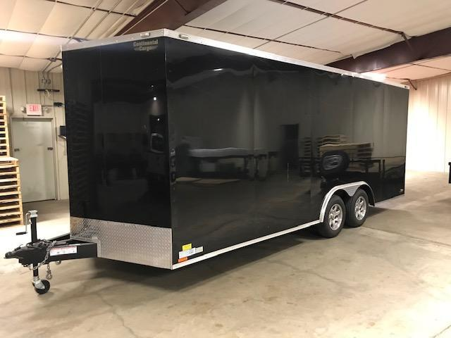 2013 Continental Cargo 8.5 x 20 Enclosed Cargo Trailer