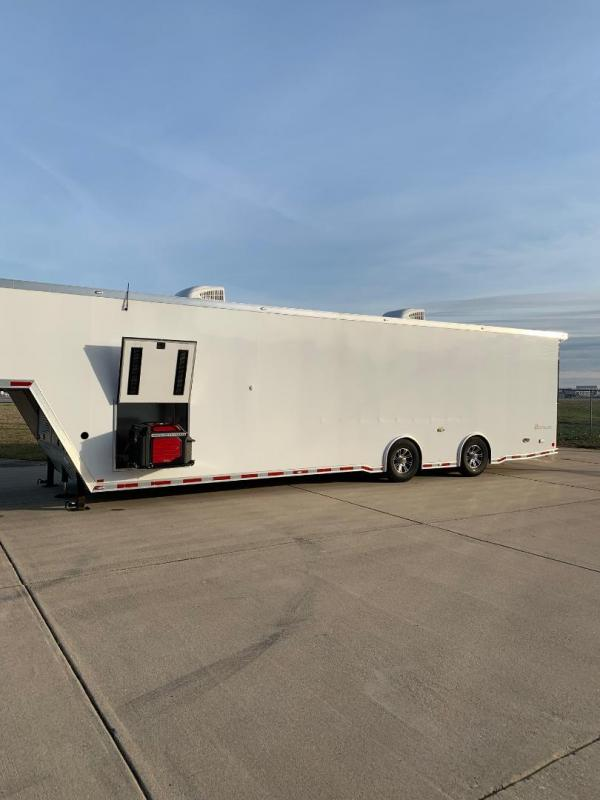 2018 inTech 40 ft Race Trailer