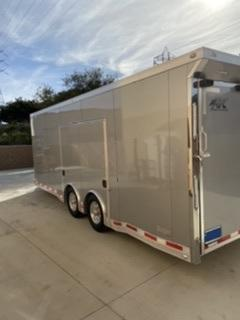 2018 ATC Quest 405 Enclosed Car Trailer