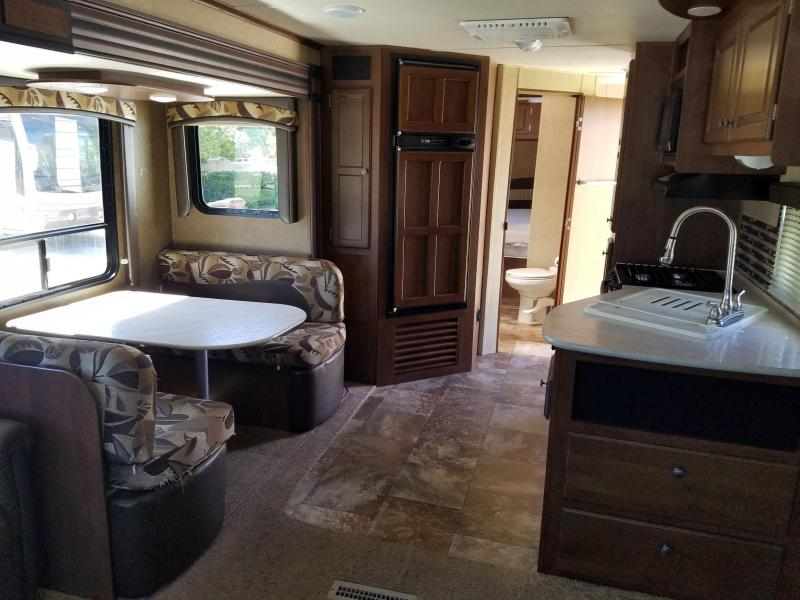 2014 Jayco Jay Filght 32RLDS Travel Trailer
