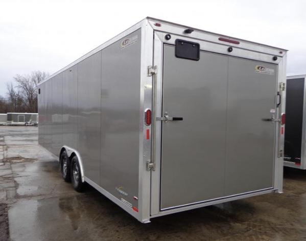 2019 Legend Trailers Explorer 8.5 x 26 Enclosed Cargo Trailer