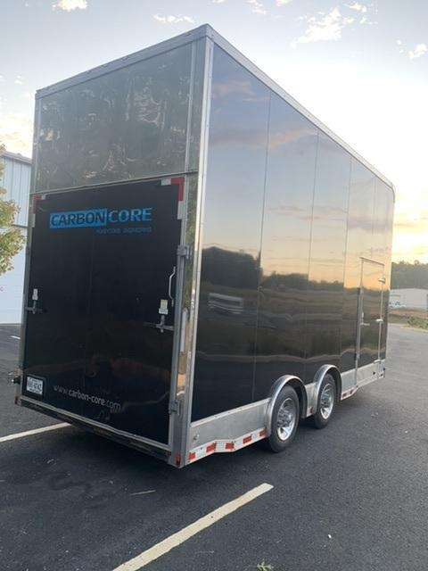 2017 Forest River 20' Stacker / Enclosed Trailer
