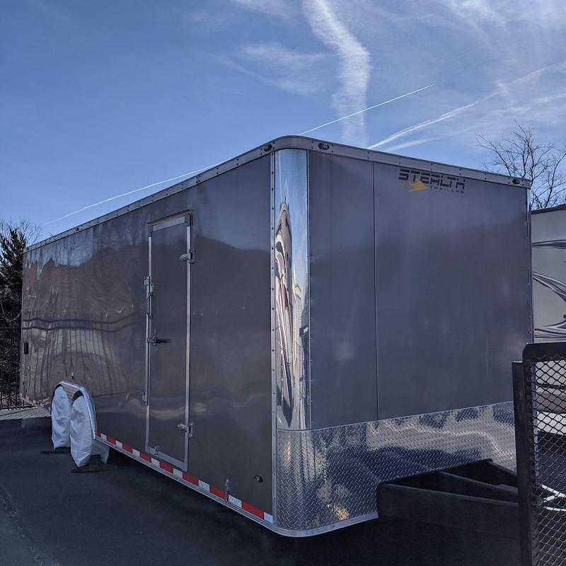 2019 Stealth Trailers Reaper 8.5 x 24 Enclosed Cargo Trailer
