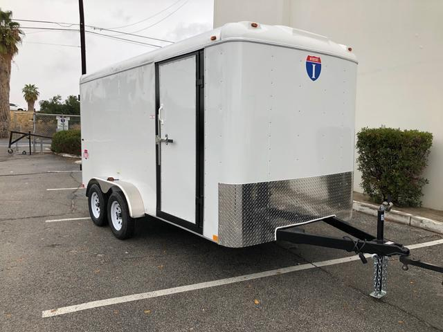 2019 Interstate Victory Enclosed Cargo Trailer