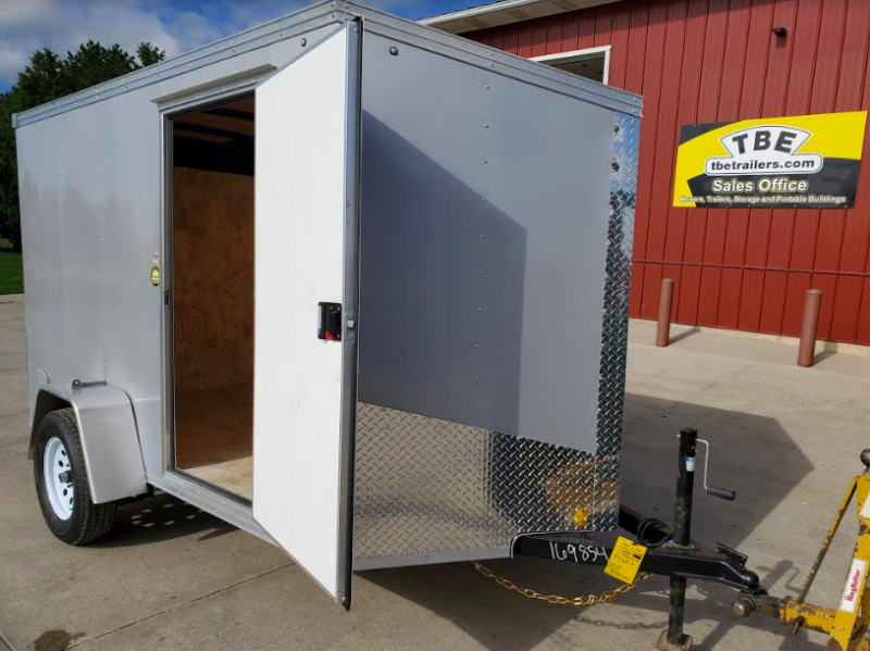 "2019 United Trailers XLV 6' x 10' x 72"" Enclosed Cargo Trailer"